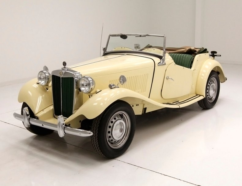 1952 MG TD For Sale