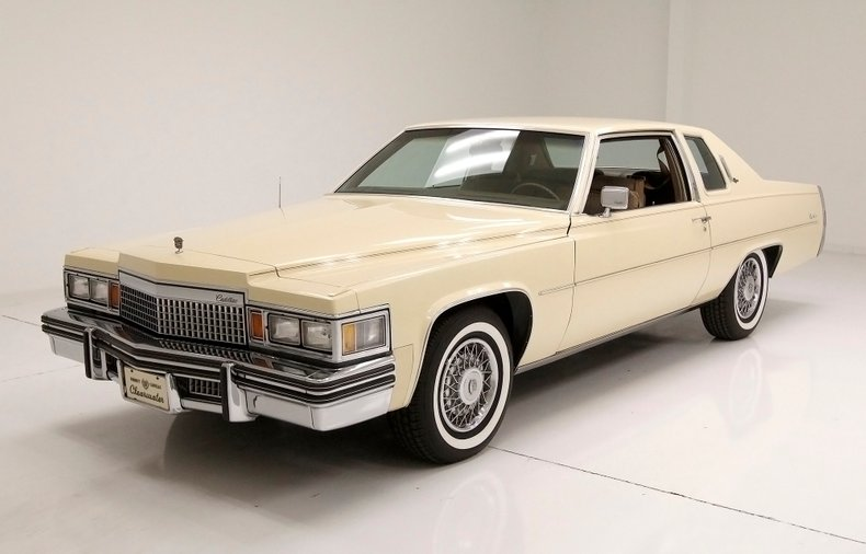 1979 Cadillac Coupe D'Elegance 1