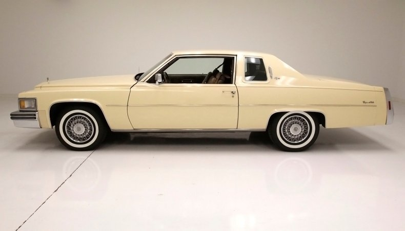 1979 Cadillac Coupe D'Elegance 2