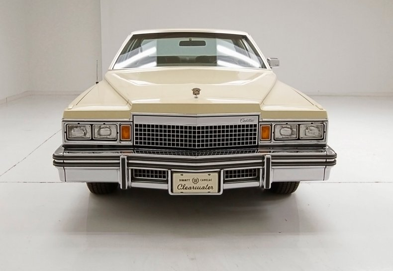 1979 Cadillac Coupe D'Elegance 8