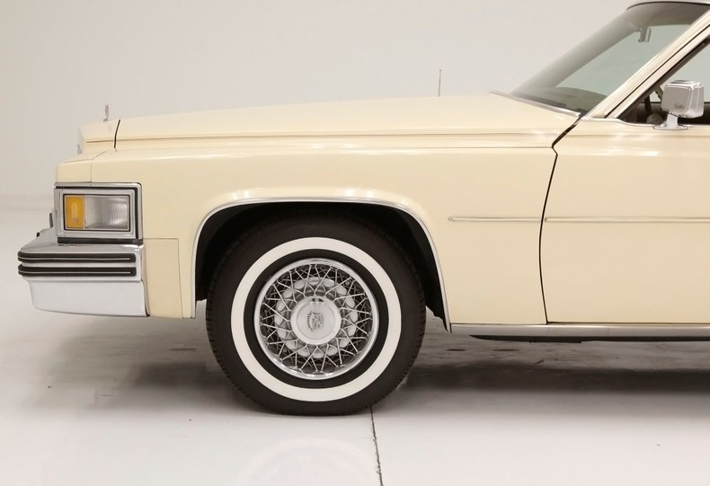 1979 Cadillac Coupe D'Elegance 17