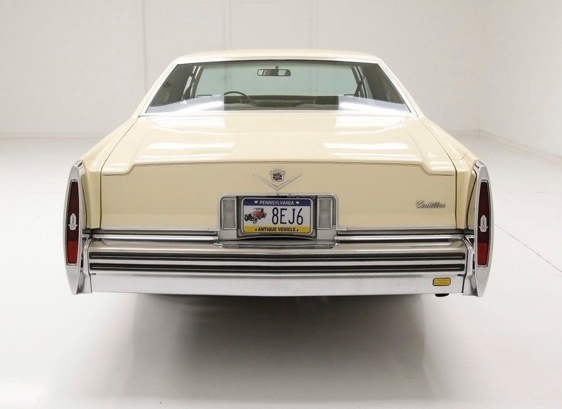 1979 Cadillac Coupe D'Elegance 7