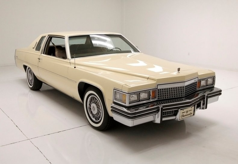 1979 Cadillac Coupe D'Elegance 5