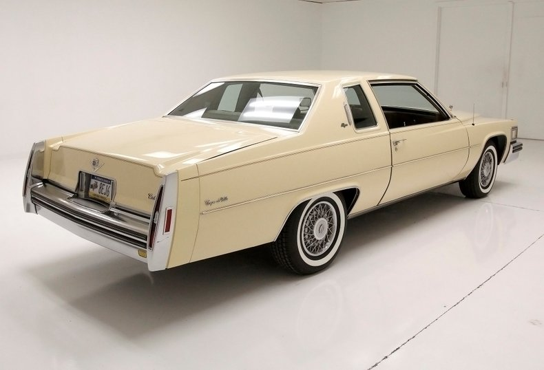 1979 Cadillac Coupe D'Elegance 10