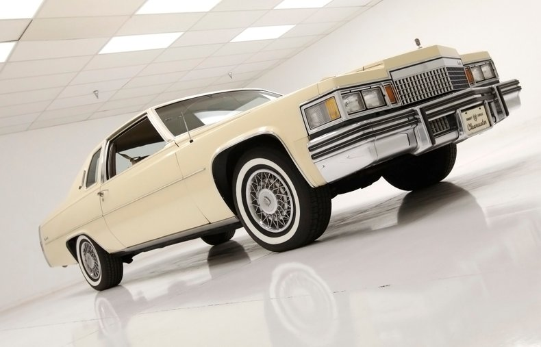 1979 Cadillac Coupe D'Elegance 9