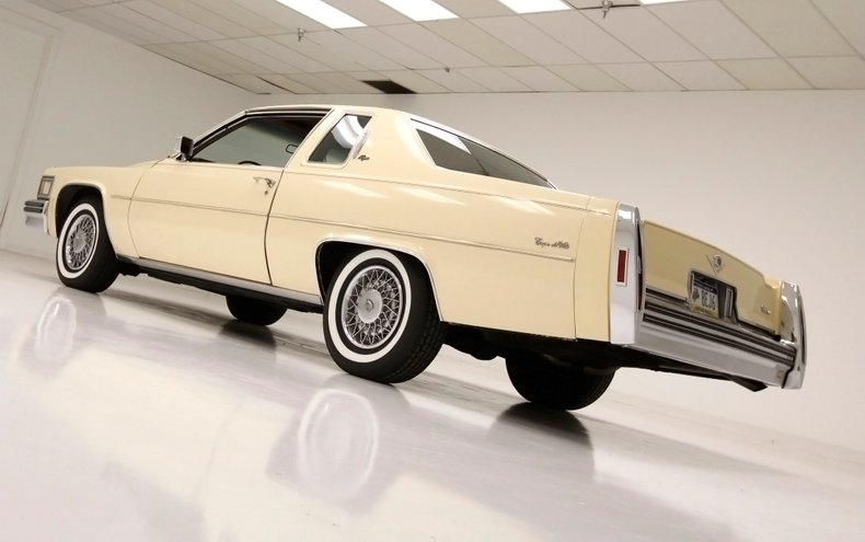 1979 Cadillac Coupe D'Elegance 6
