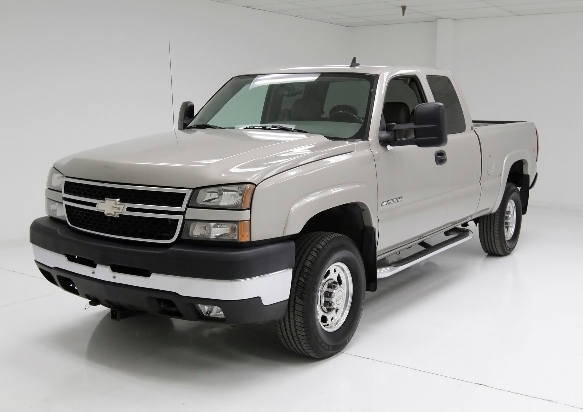 2007 Chevrolet 2500 Pick Up