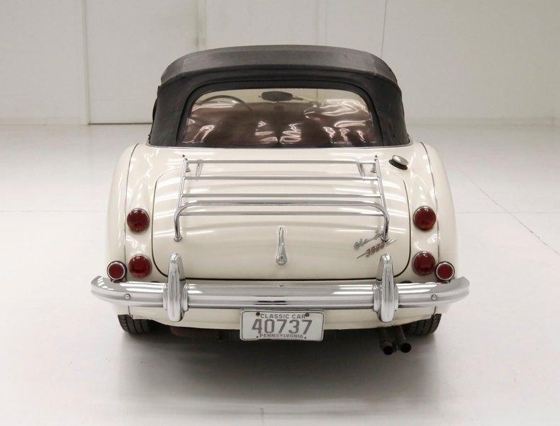 1967 Austin-Healey 3000 9