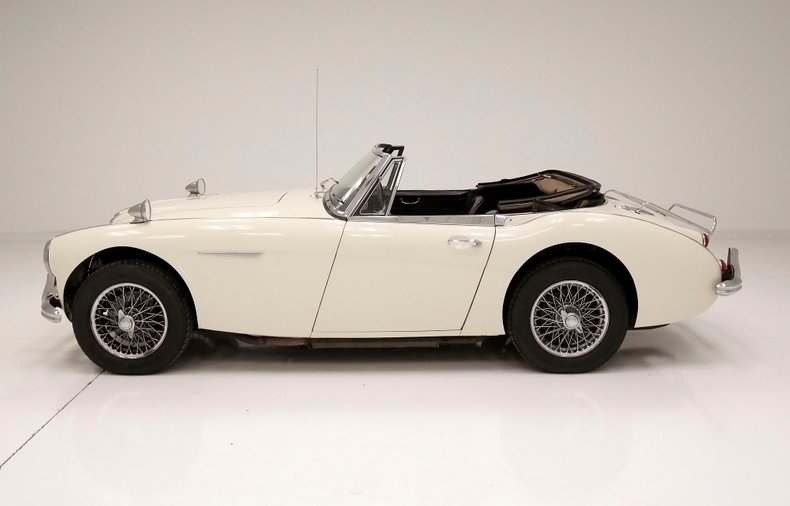 1967 Austin-Healey 3000 3