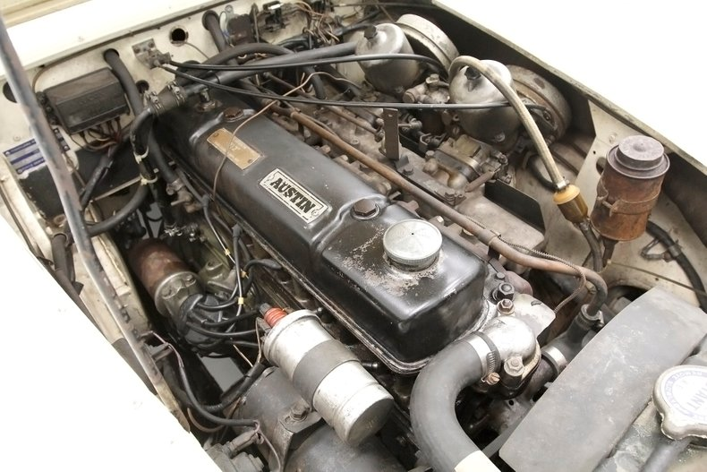 1967 Austin-Healey 3000 20