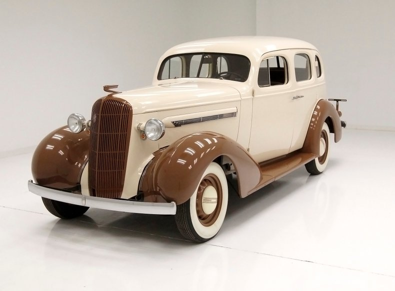 1936 Buick Special For Sale