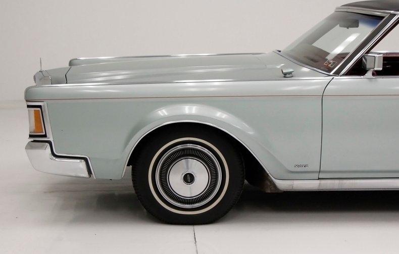 1971 Lincoln Mark III 13