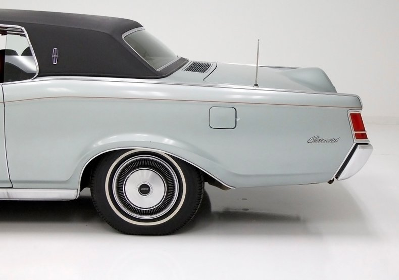 1971 Lincoln Mark III 18