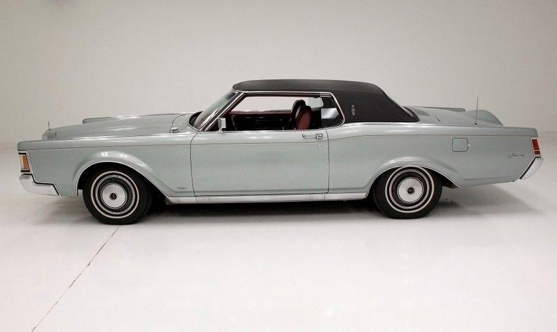 1971 Lincoln Mark III 2