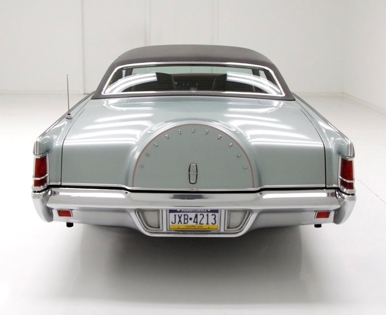1971 Lincoln Mark III 4