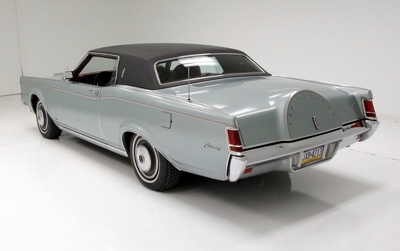 1971 Lincoln Mark III 3