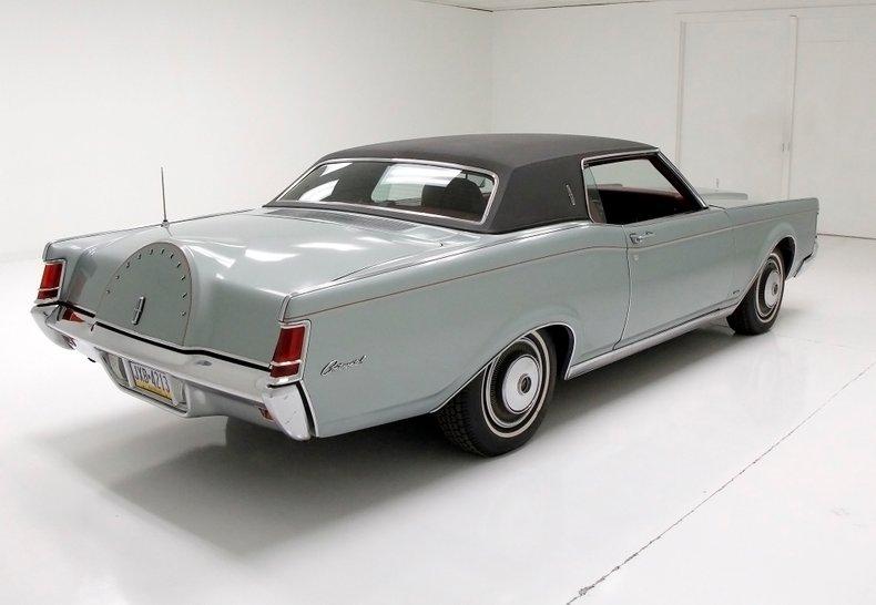 1971 Lincoln Mark III 6