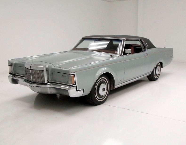 1971 Lincoln Mark III 1
