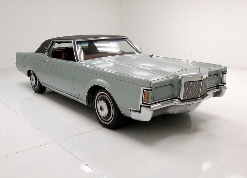 1971 Lincoln Mark III 7