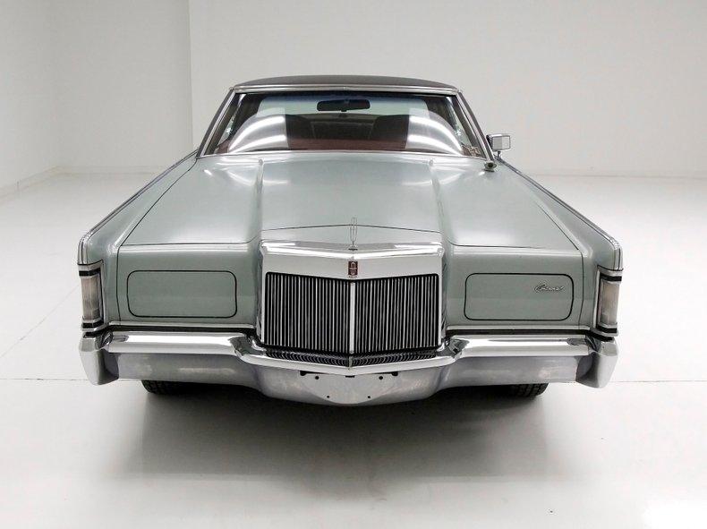 1971 Lincoln Mark III 8