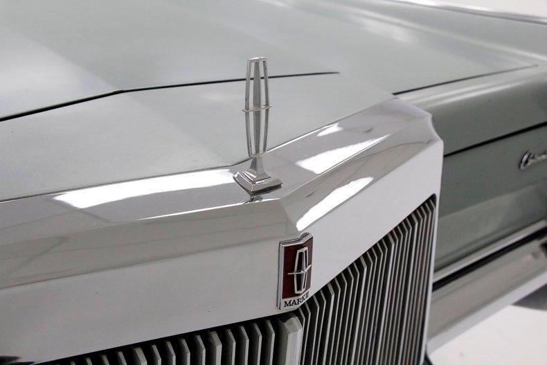 1971 Lincoln Mark III 9
