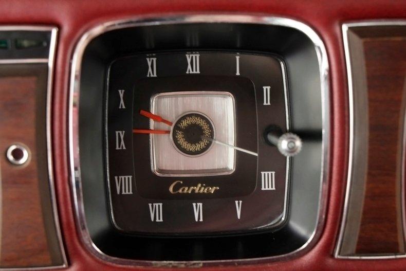 1971 Lincoln Mark III 34