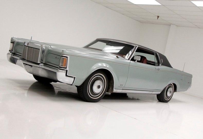1971 Lincoln Mark III 5