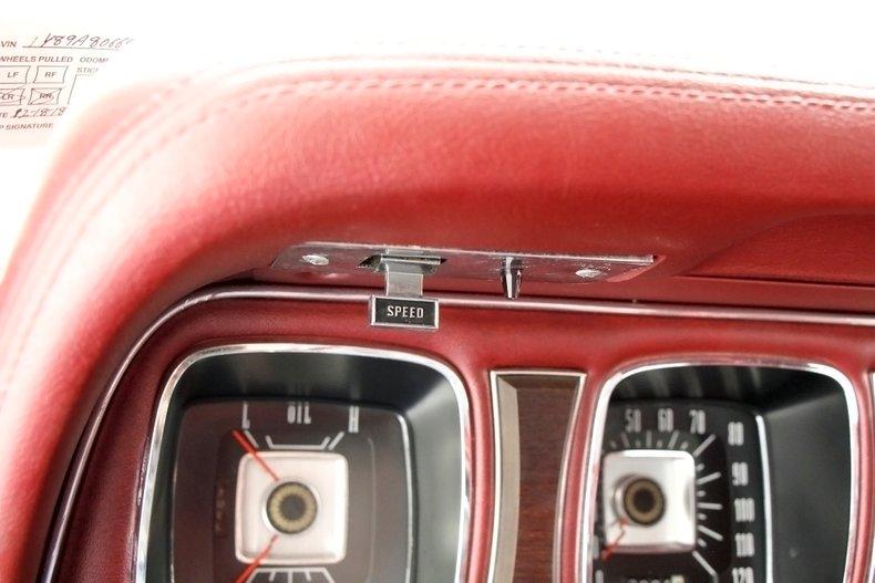 1971 Lincoln Mark III 36