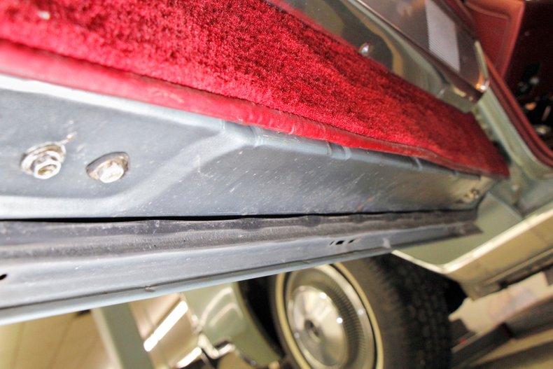 1971 Lincoln Mark III 53