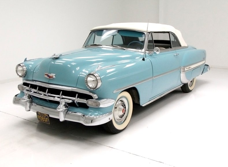 1954 Chevrolet Bel Air For Sale