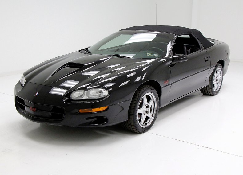 2000 Chevrolet Camaro SS For Sale