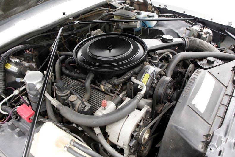 1985 cadillac eldorado convertible for sale #65260   motorious