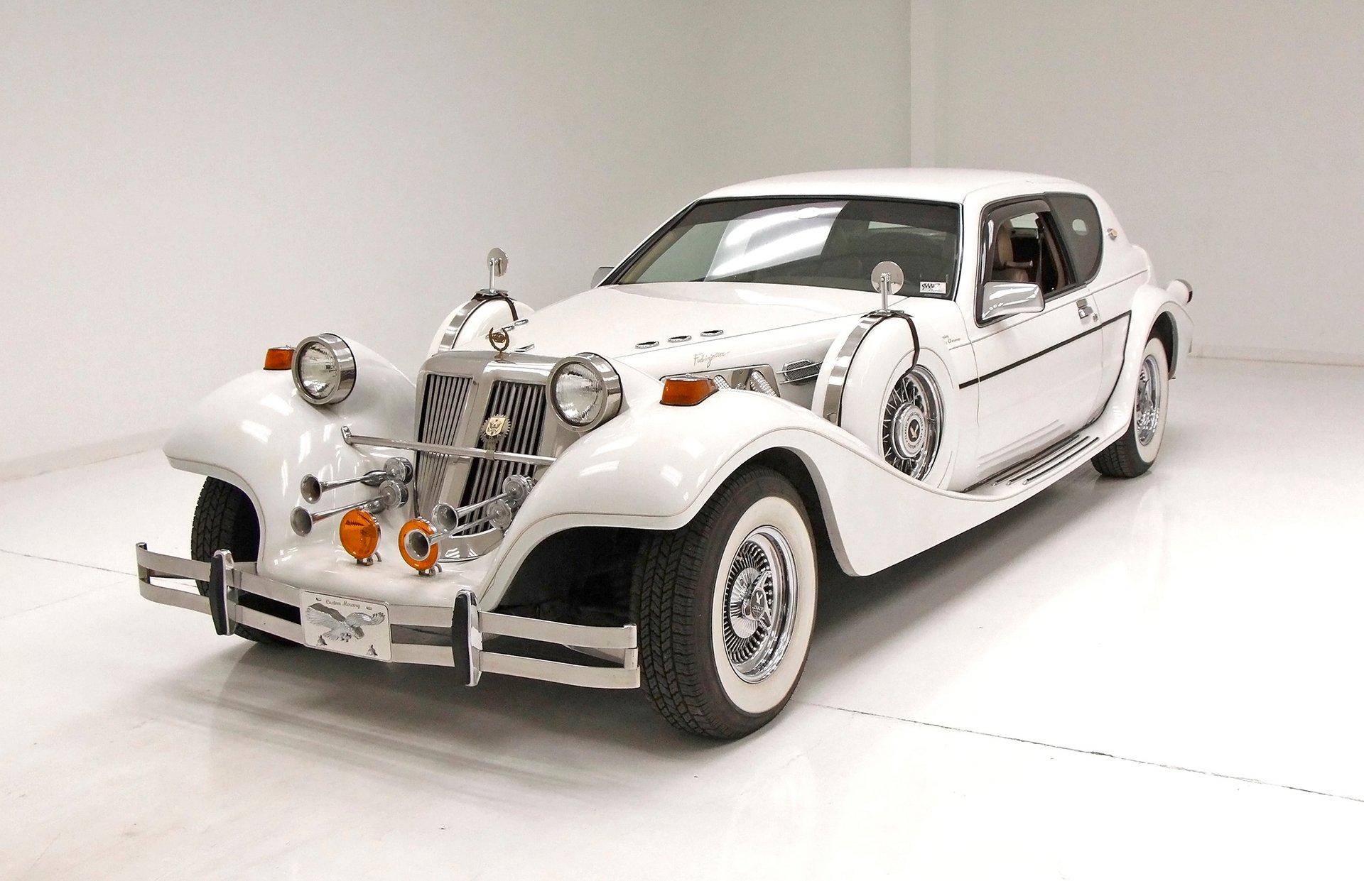 1988 Tiffany Classic Coupe