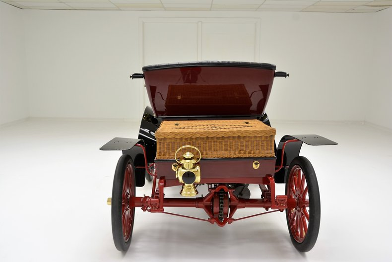 1904 Cadillac Model A 4