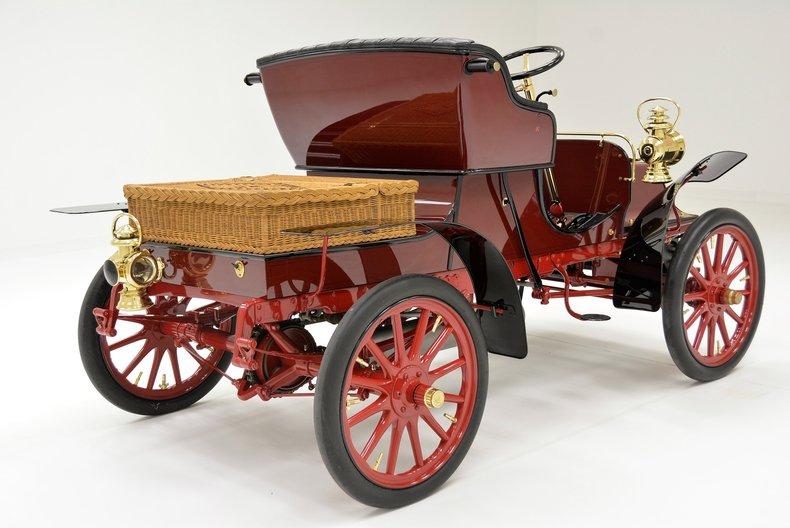 1904 Cadillac Model A 5
