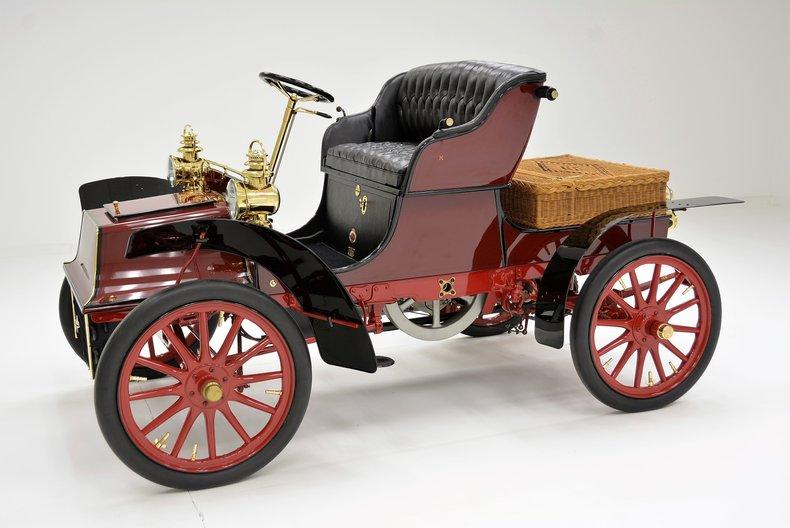 1904 Cadillac Model A 2