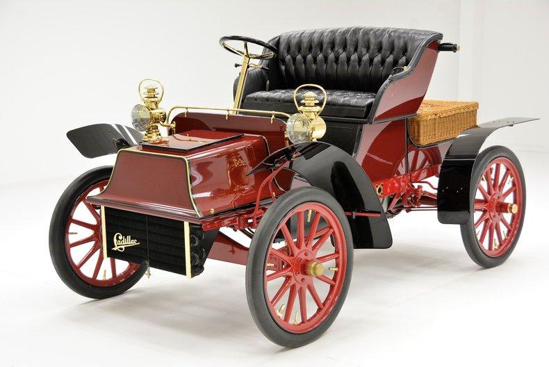 1904 Cadillac Model A 1