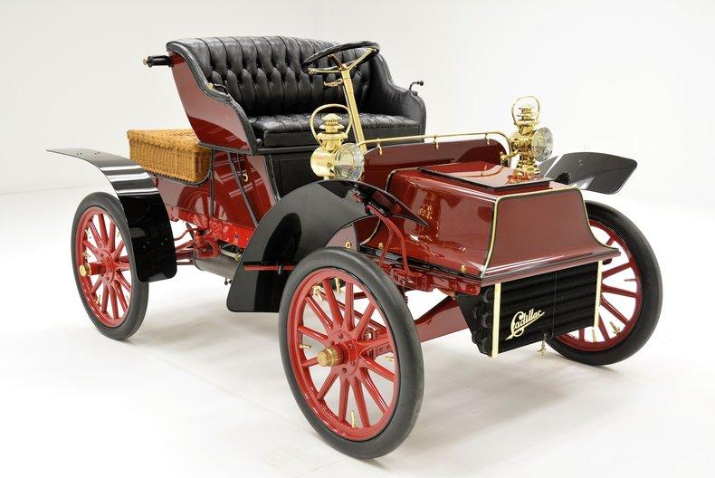 1904 Cadillac Model A 6