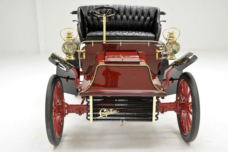 1904 Cadillac Model A 7