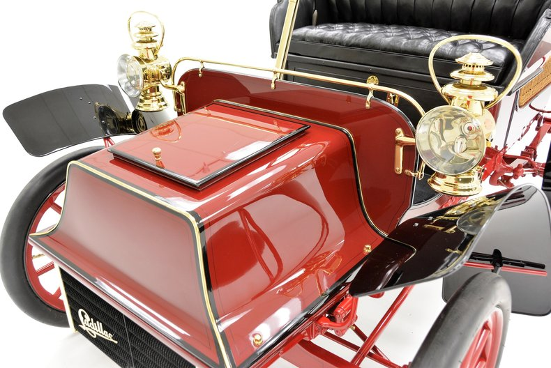 1904 Cadillac Model A 11
