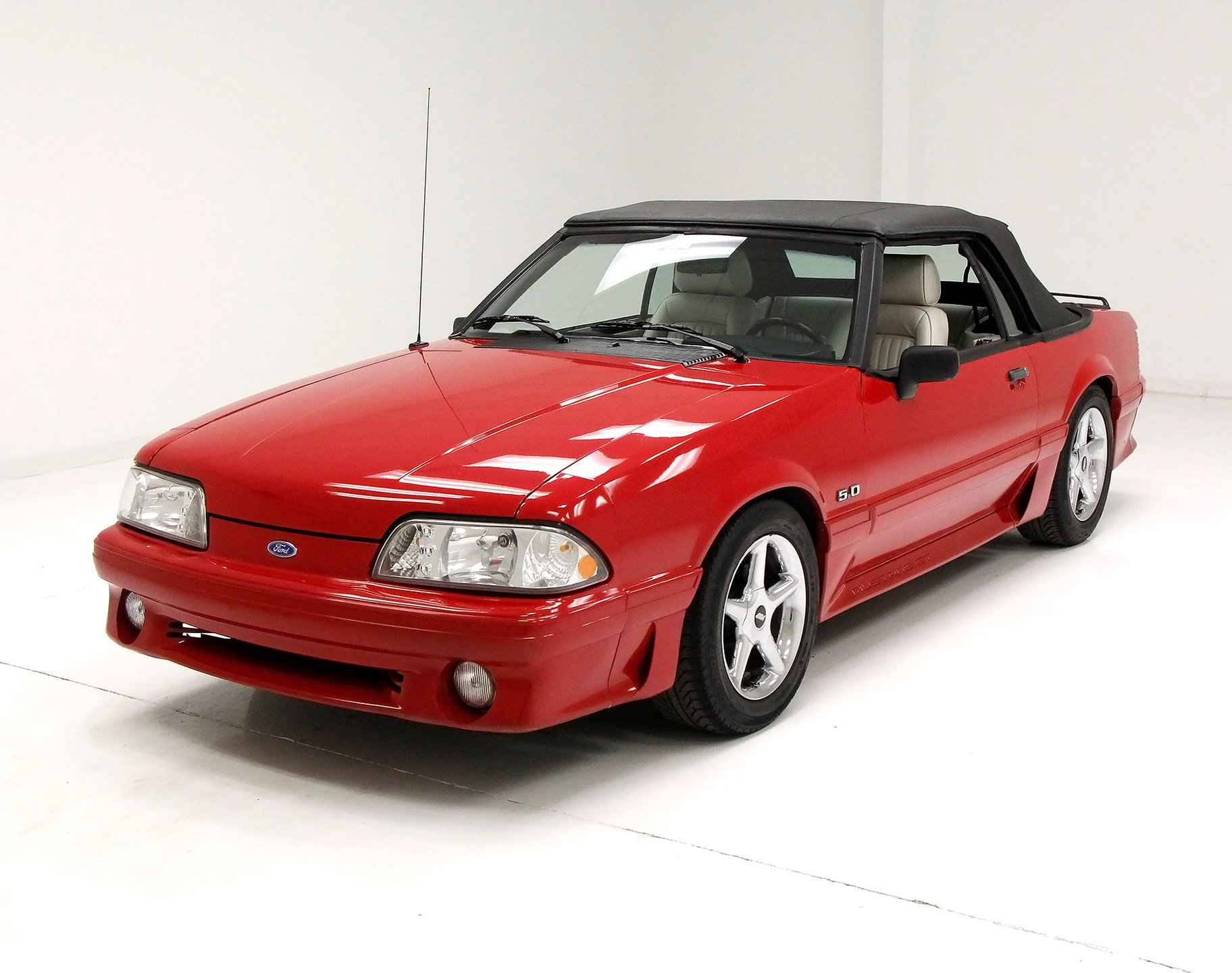 1989 Ford Mustang Classic Auto Mall