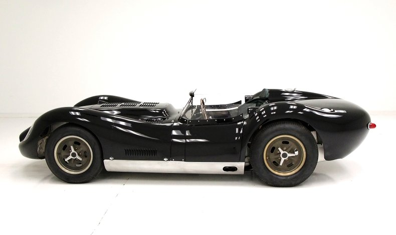 1958 Lister Jaguar Sports Racer 2