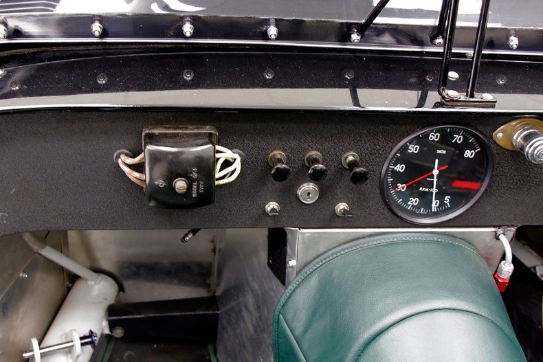 1958 Lister Jaguar Sports Racer 29