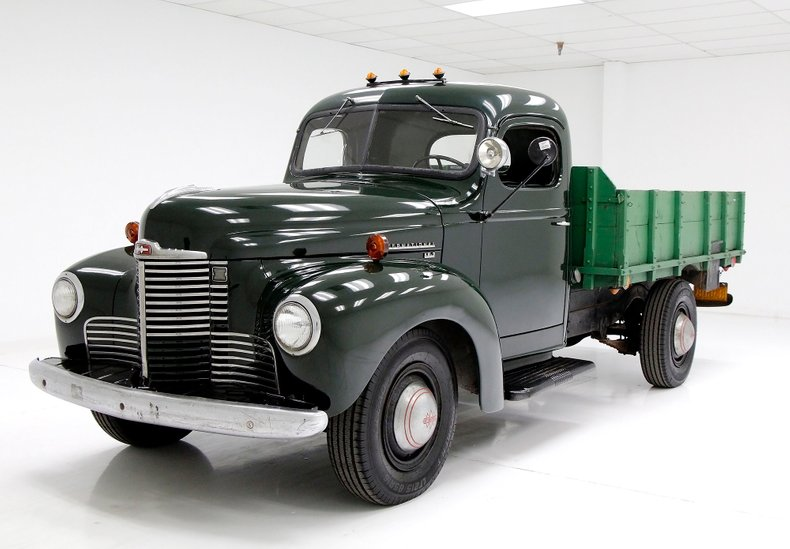 1947 International KB3 Truck For Sale