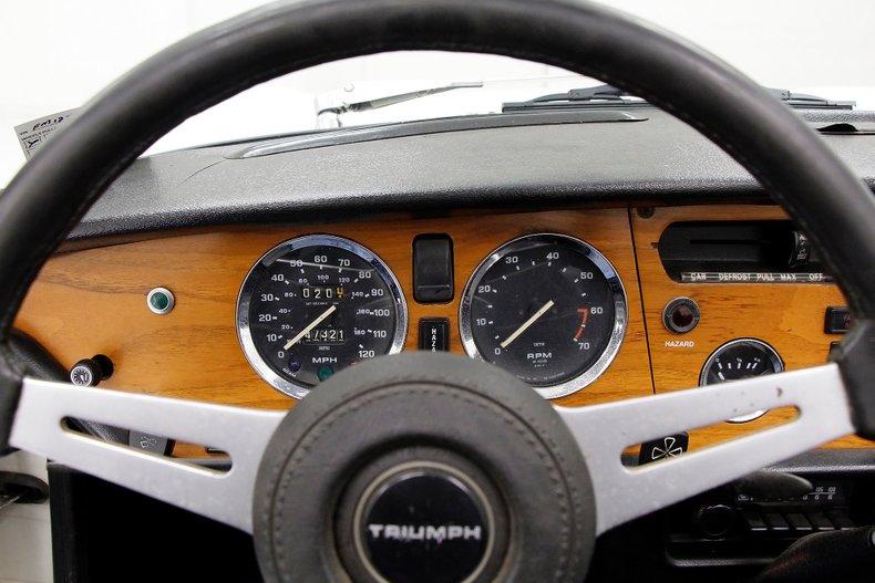 1974 Triumph Spitfire 25
