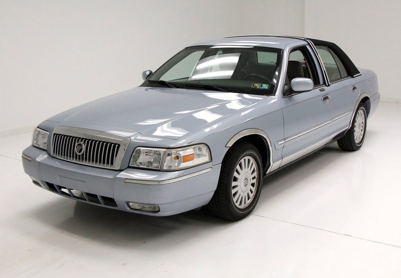 2008 Mercury Grand Marquis For Sale