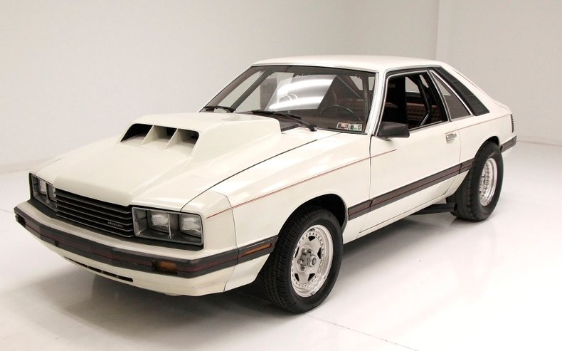 1980 Mercury Capri For Sale