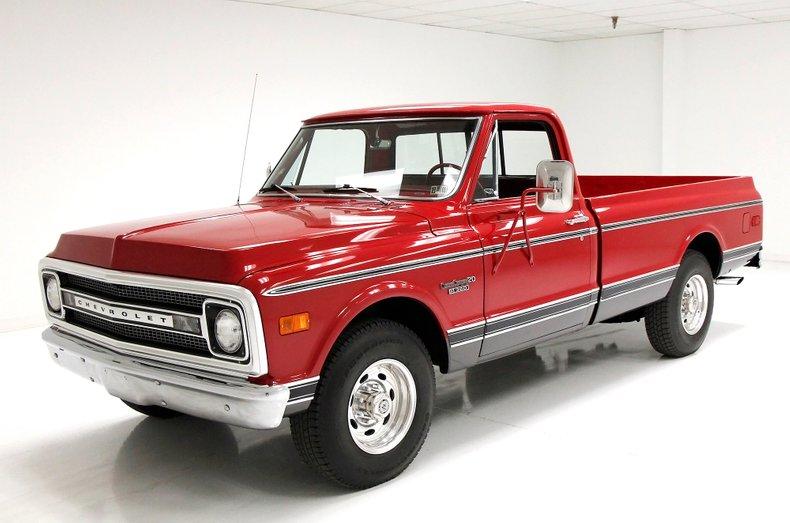 1969 Chevrolet C20 For Sale