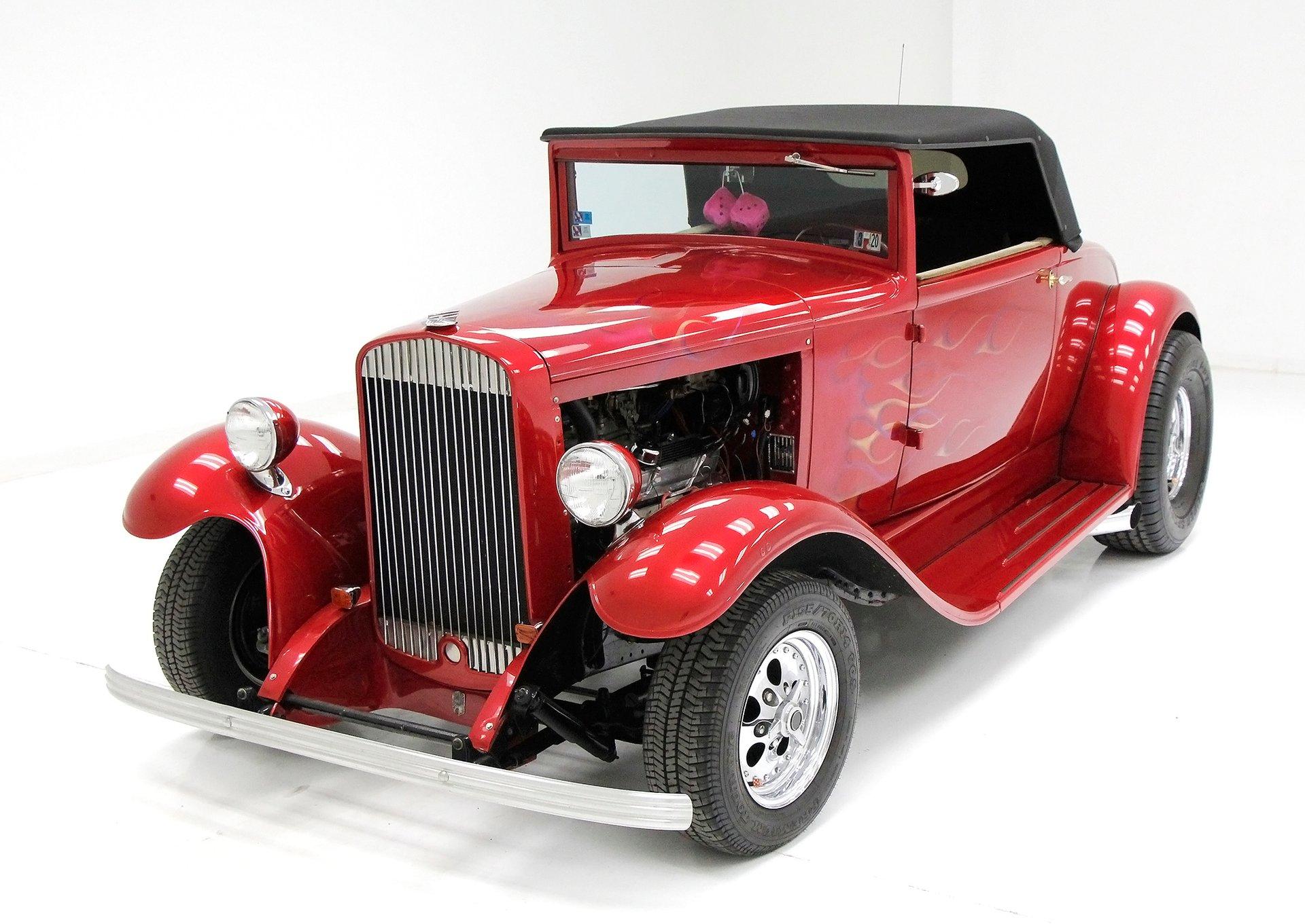 1931 Nash Roadster