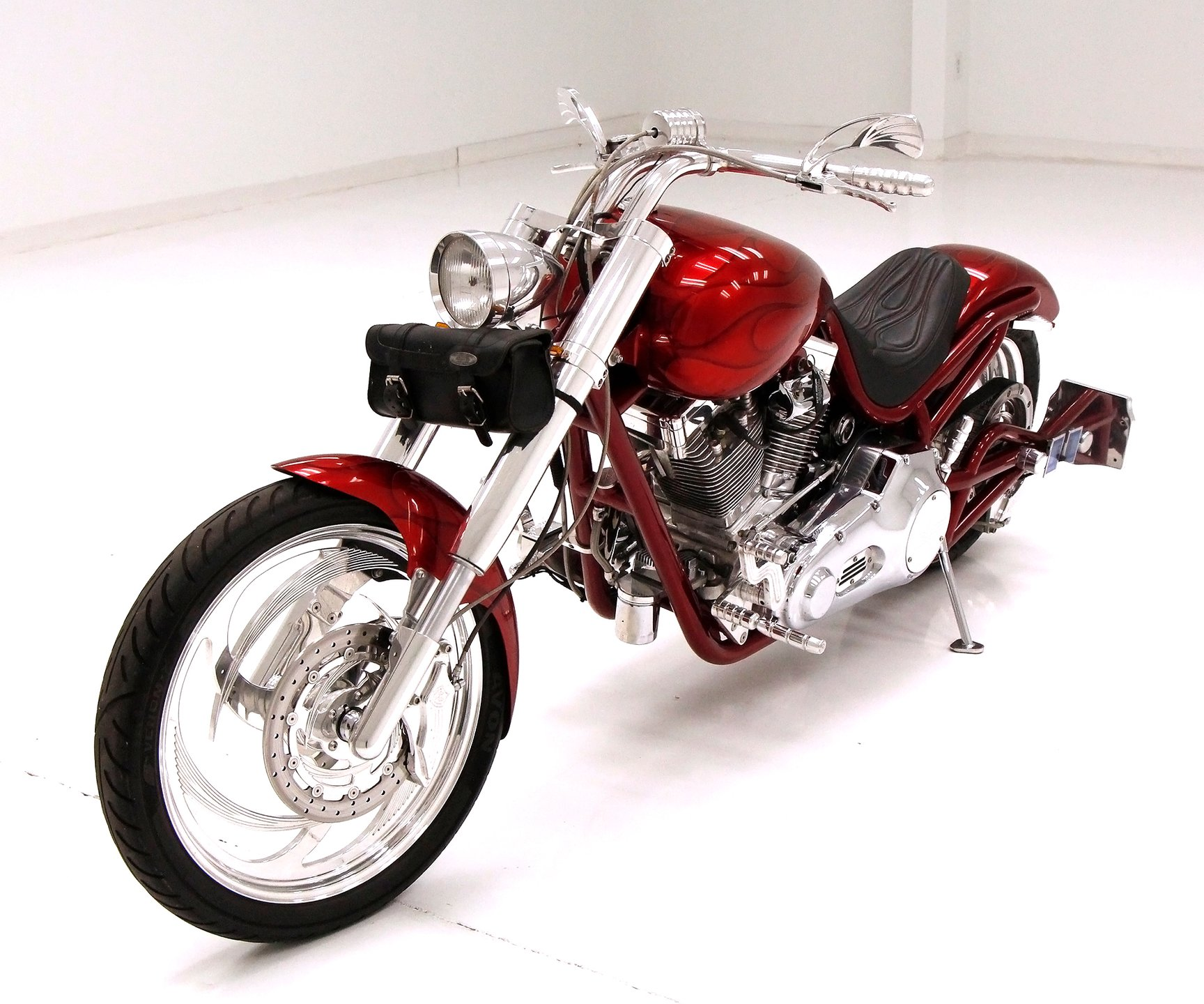2003 Bourget Motorcycle